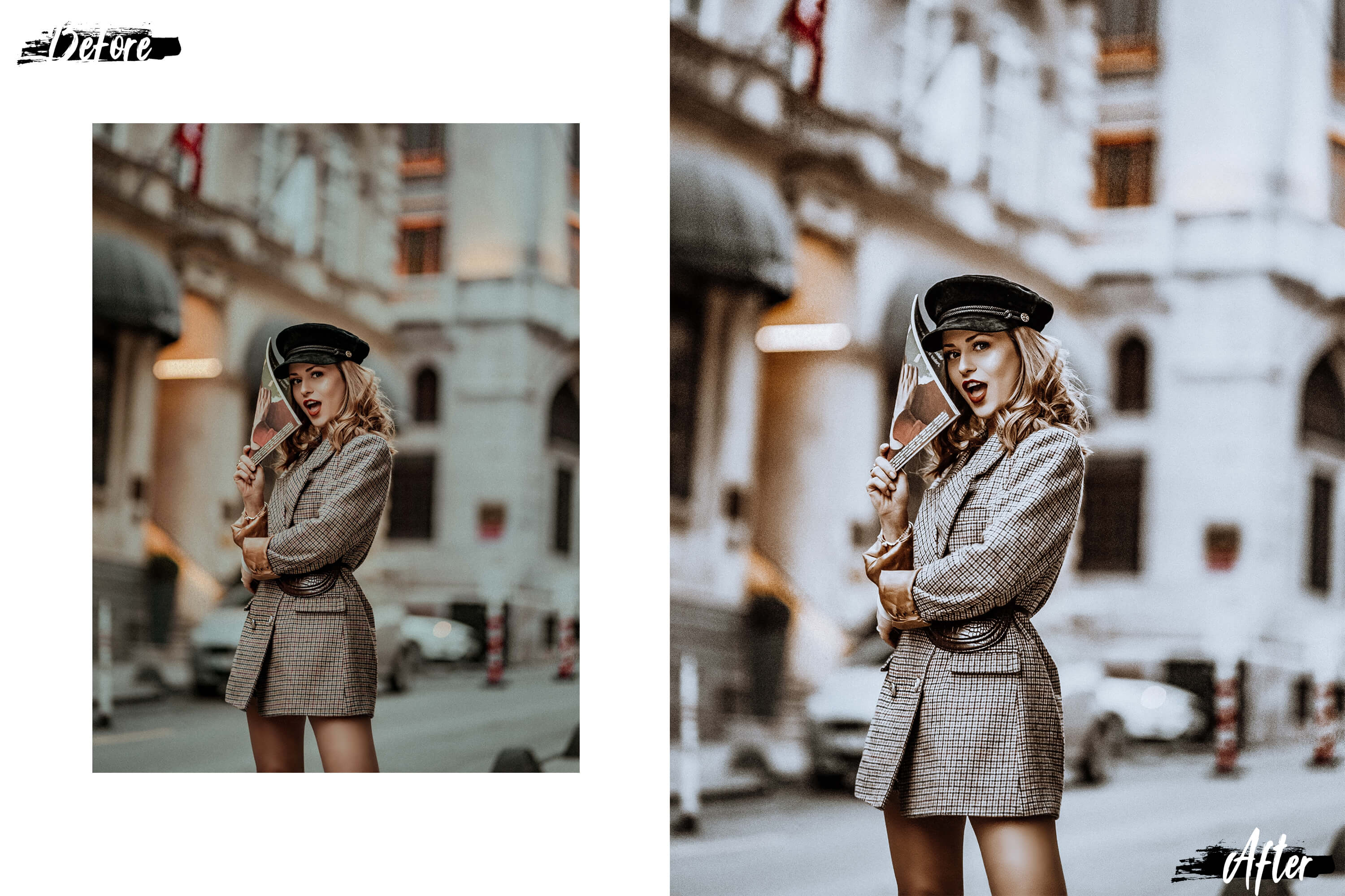 05 Fashion Wave Mobile Lightroom Presets, Vogue photography example image 10
