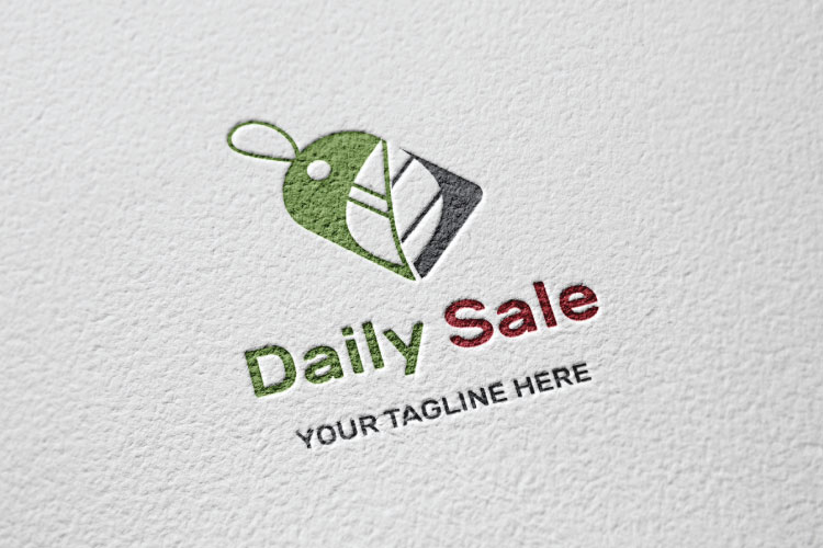 Discount Tag Logo example image 2