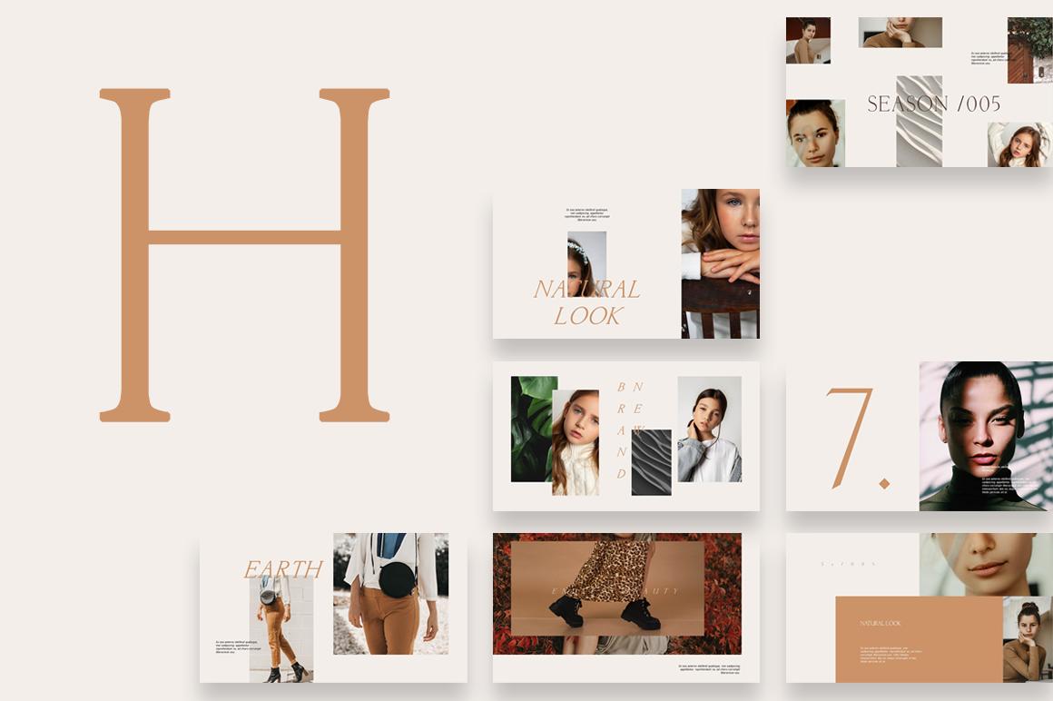 Heekma - Powerpoint Template example image 2