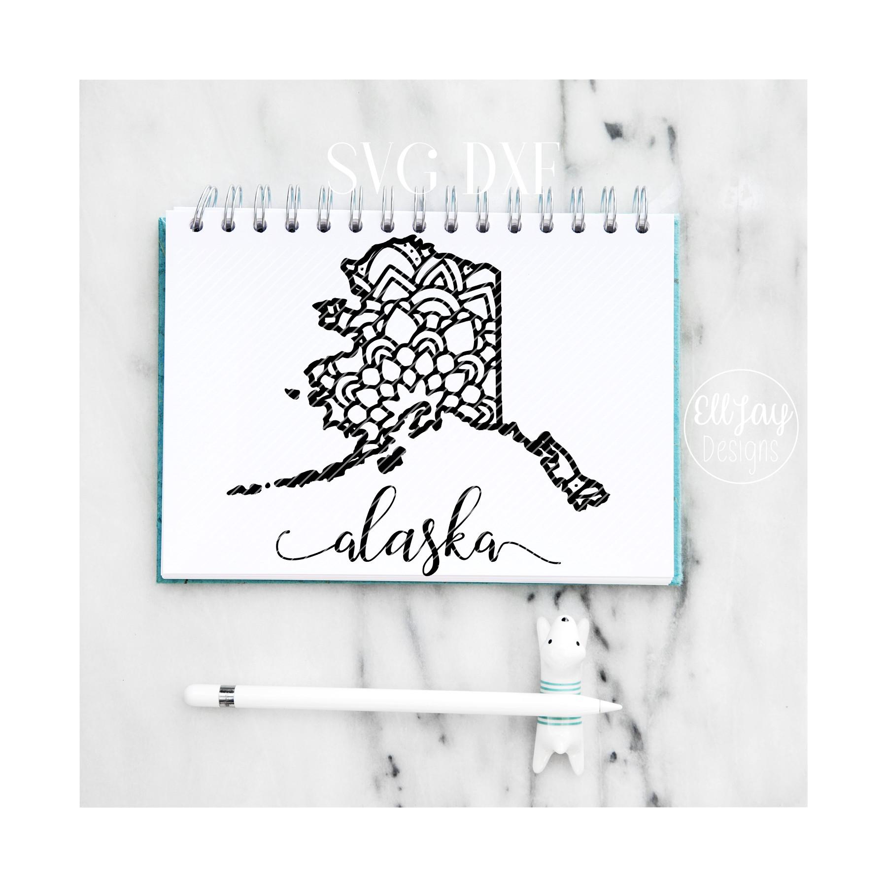 Alaska Mandala  example image 1
