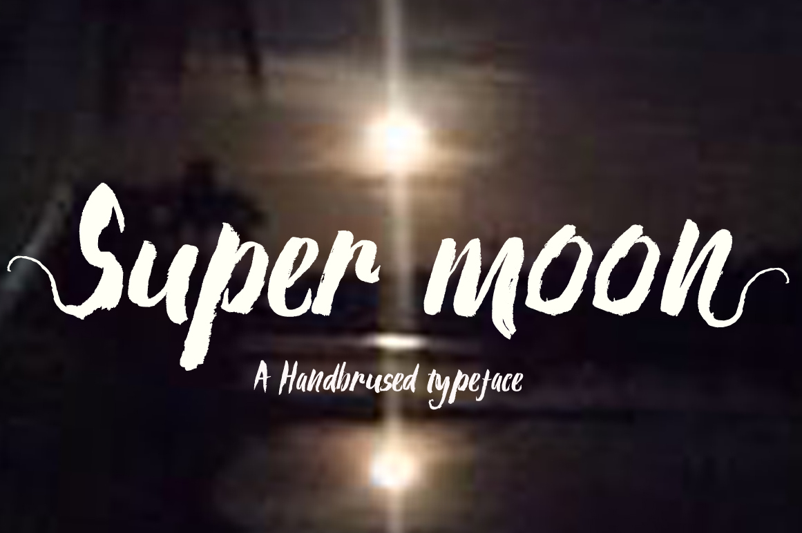 Super moon example image 1