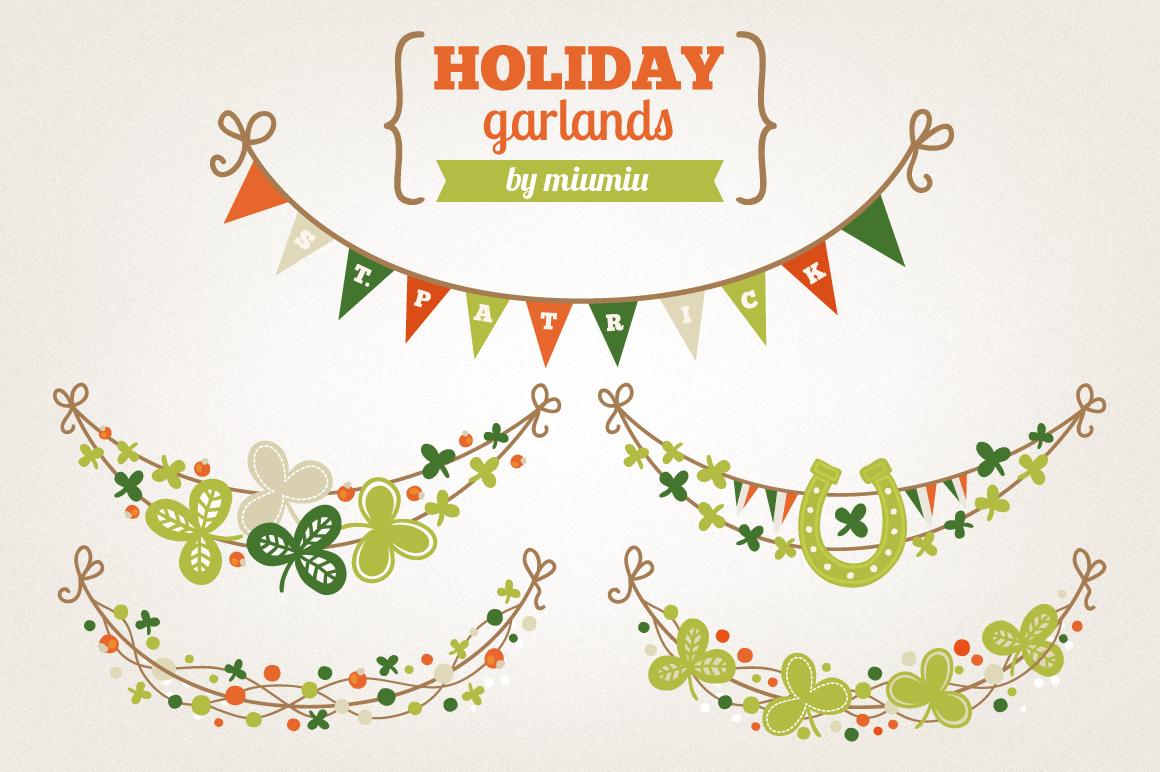Holiday Garlands example image 1