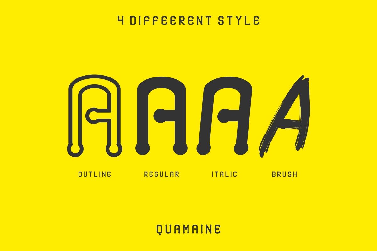 Quamaine example image 4