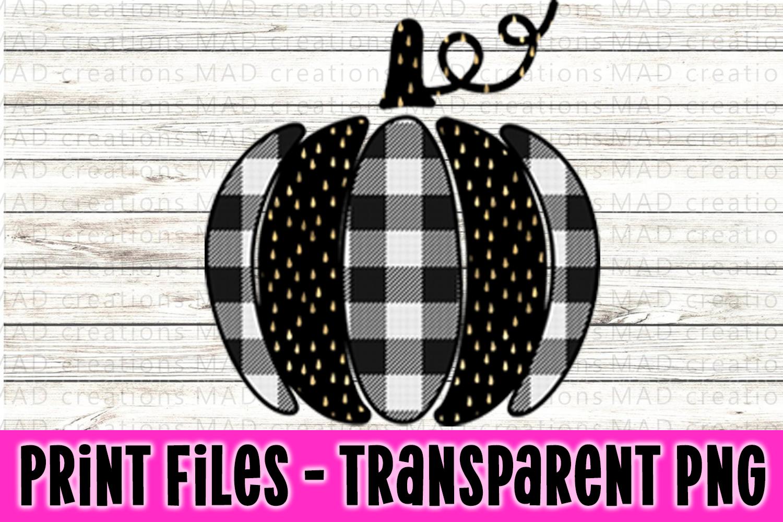 Pumpkin Bundle - Fall Bundle - Print Files Clipart example image 5