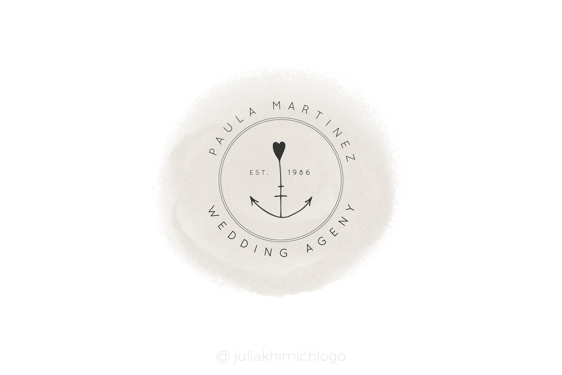 Logo Pack Vol.1. Romantic & Wedding example image 20