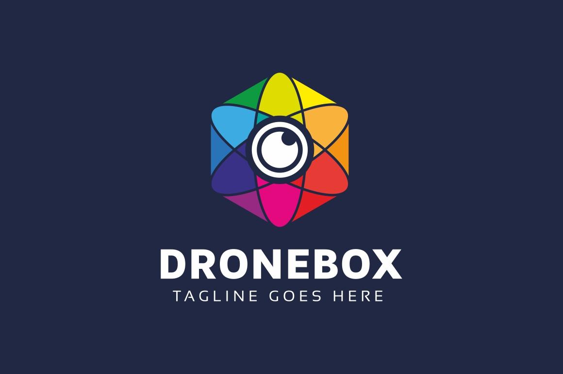 Drone Box Logo example image 2