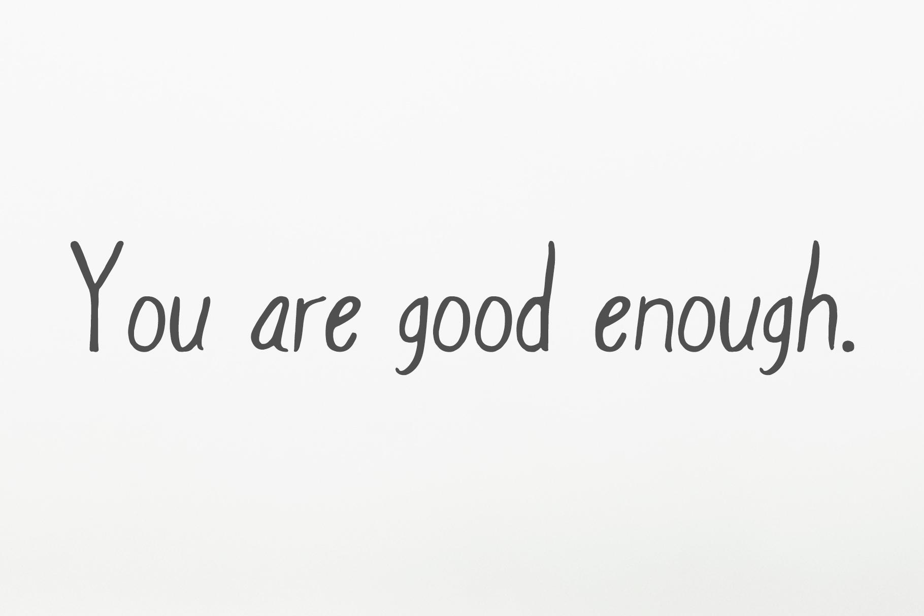Adden Handmade Sans Serif Font example image 4
