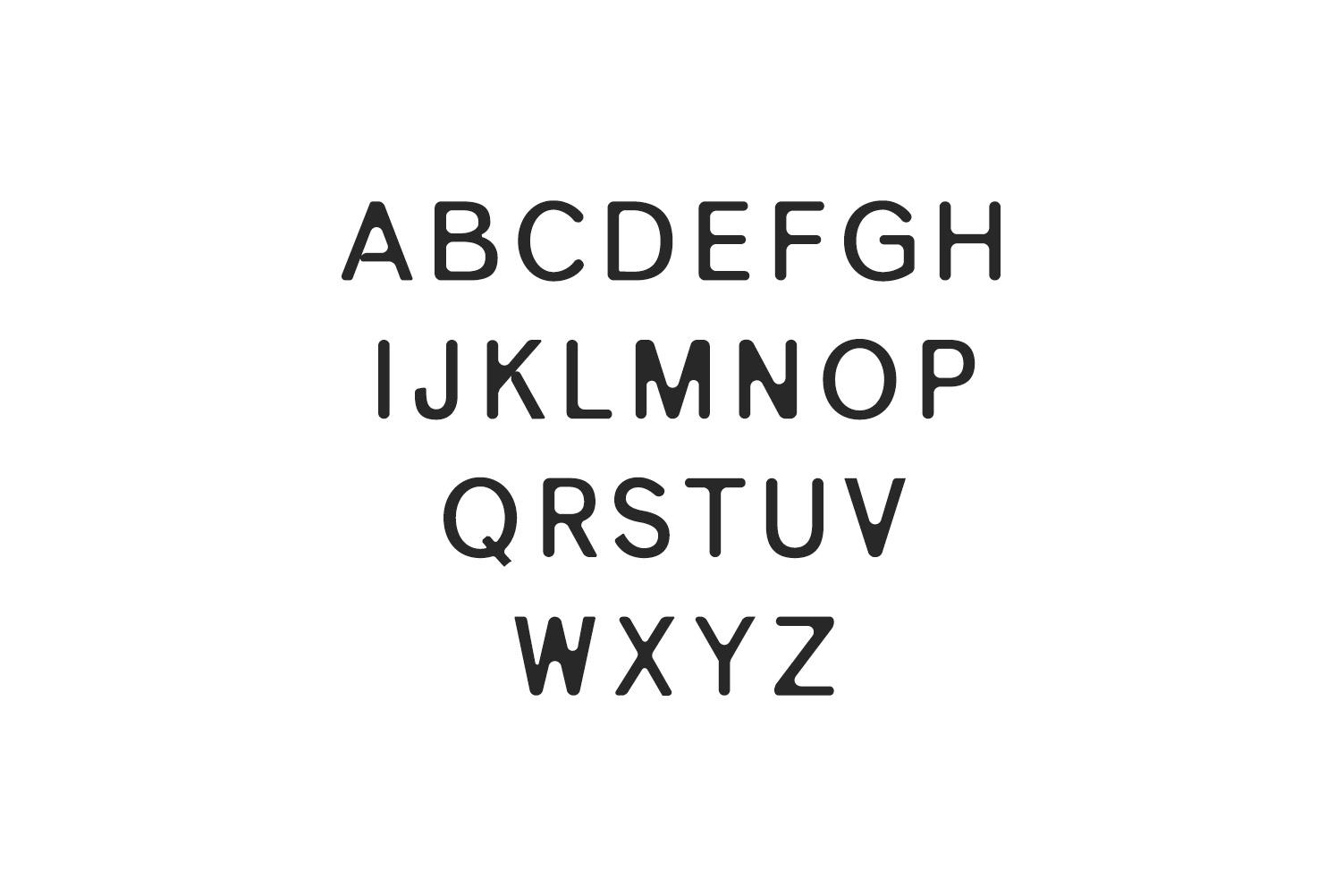 Enrique Sans Serif Font Family example image 2
