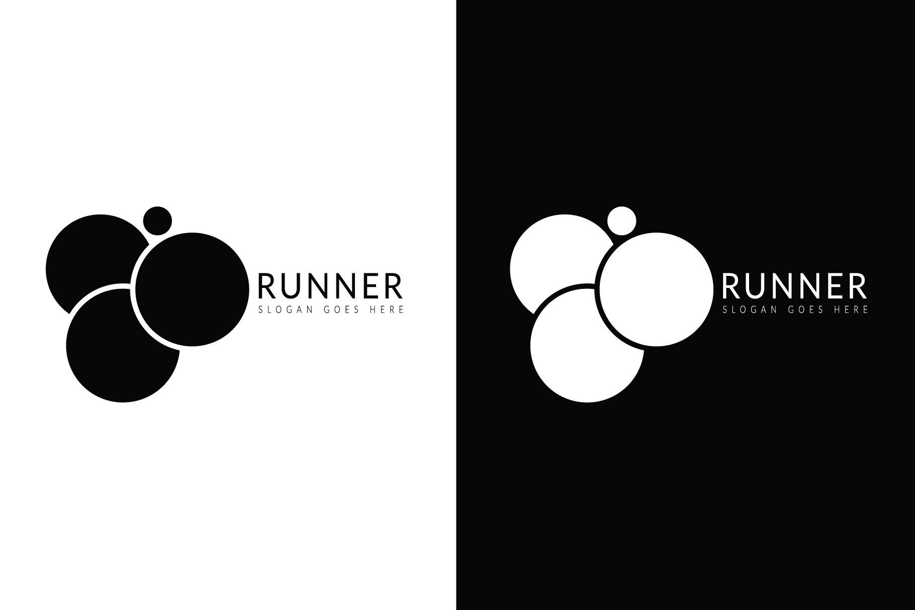 Runner Logo example image 3
