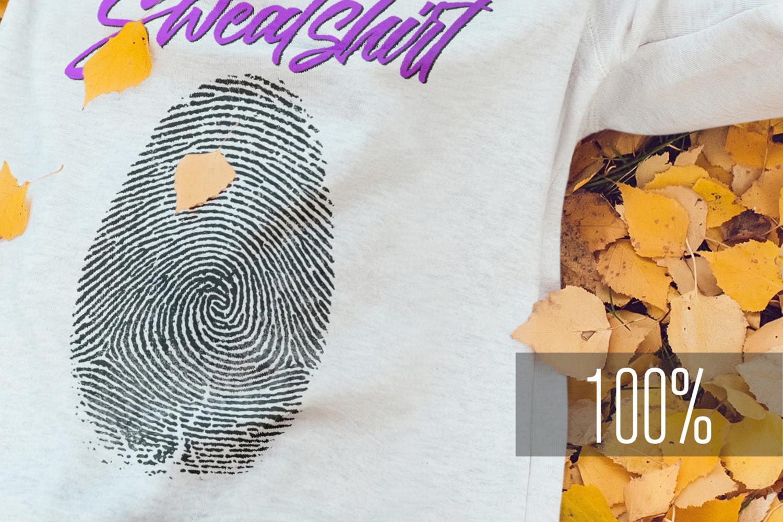 Sweatshirt Mock-Up Vol 3 example image 9