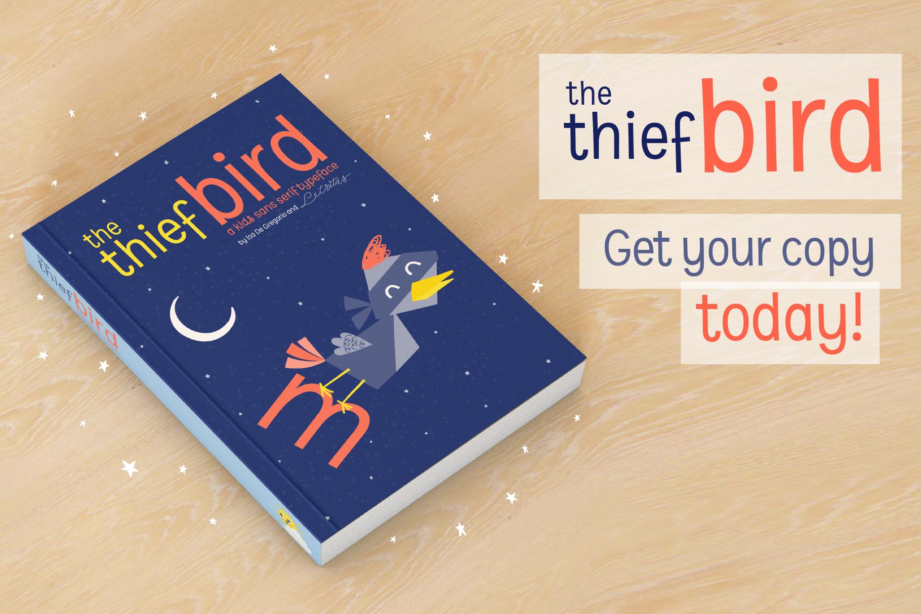 The Thief Bird example image 9