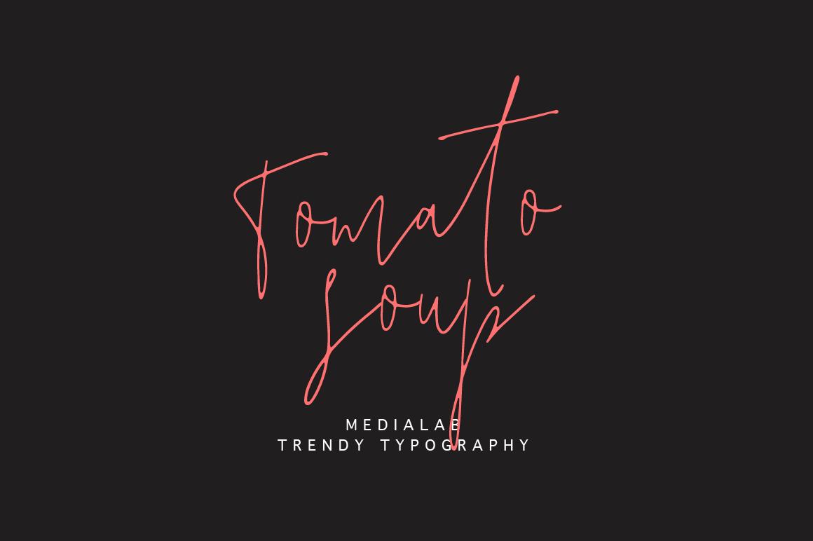 TOMATO SOUP example image 1