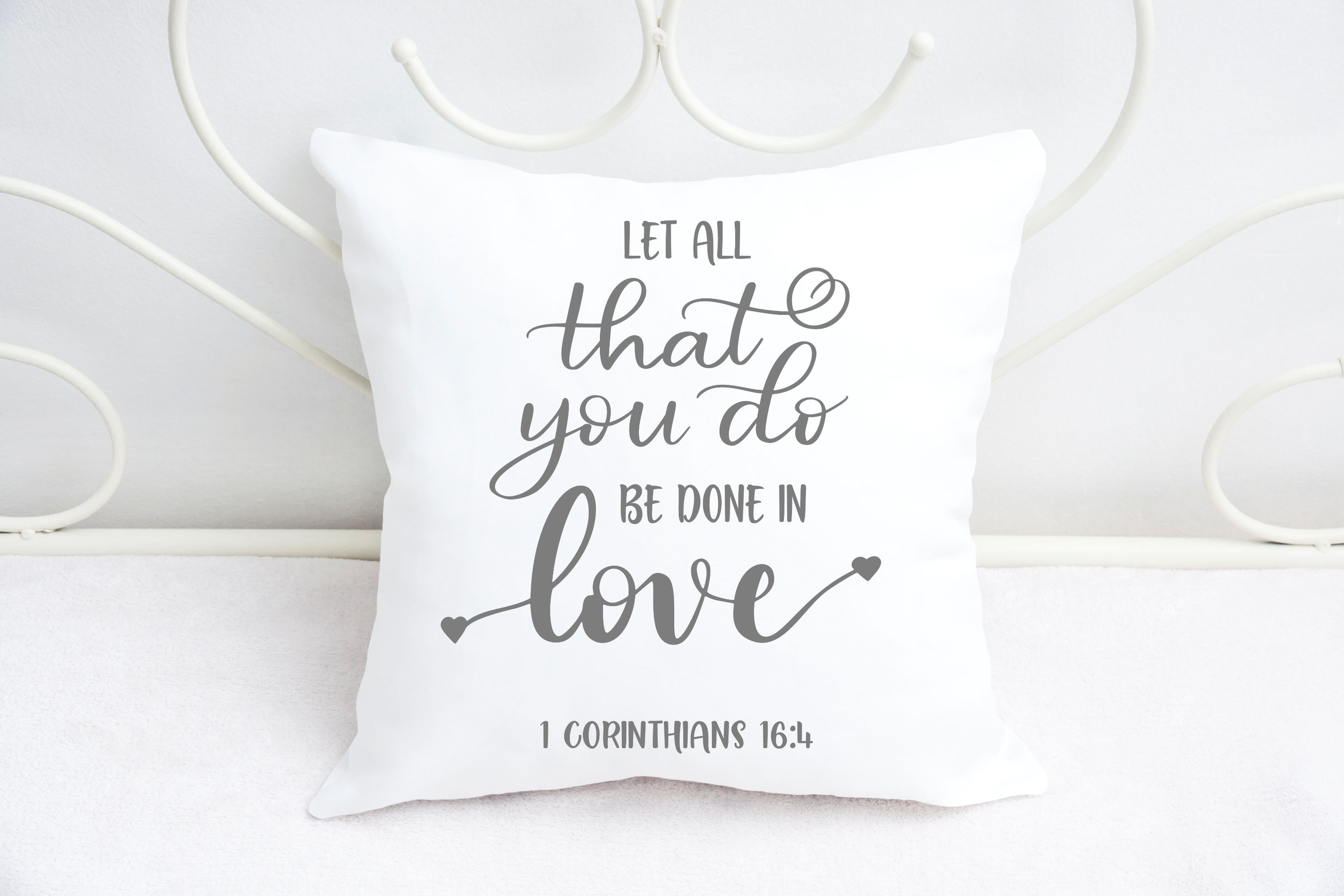 Let all that you do be done in love SVG example image 4