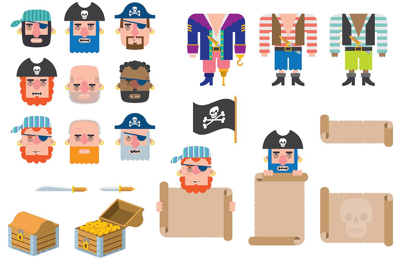 Stinky Pirates example image 4