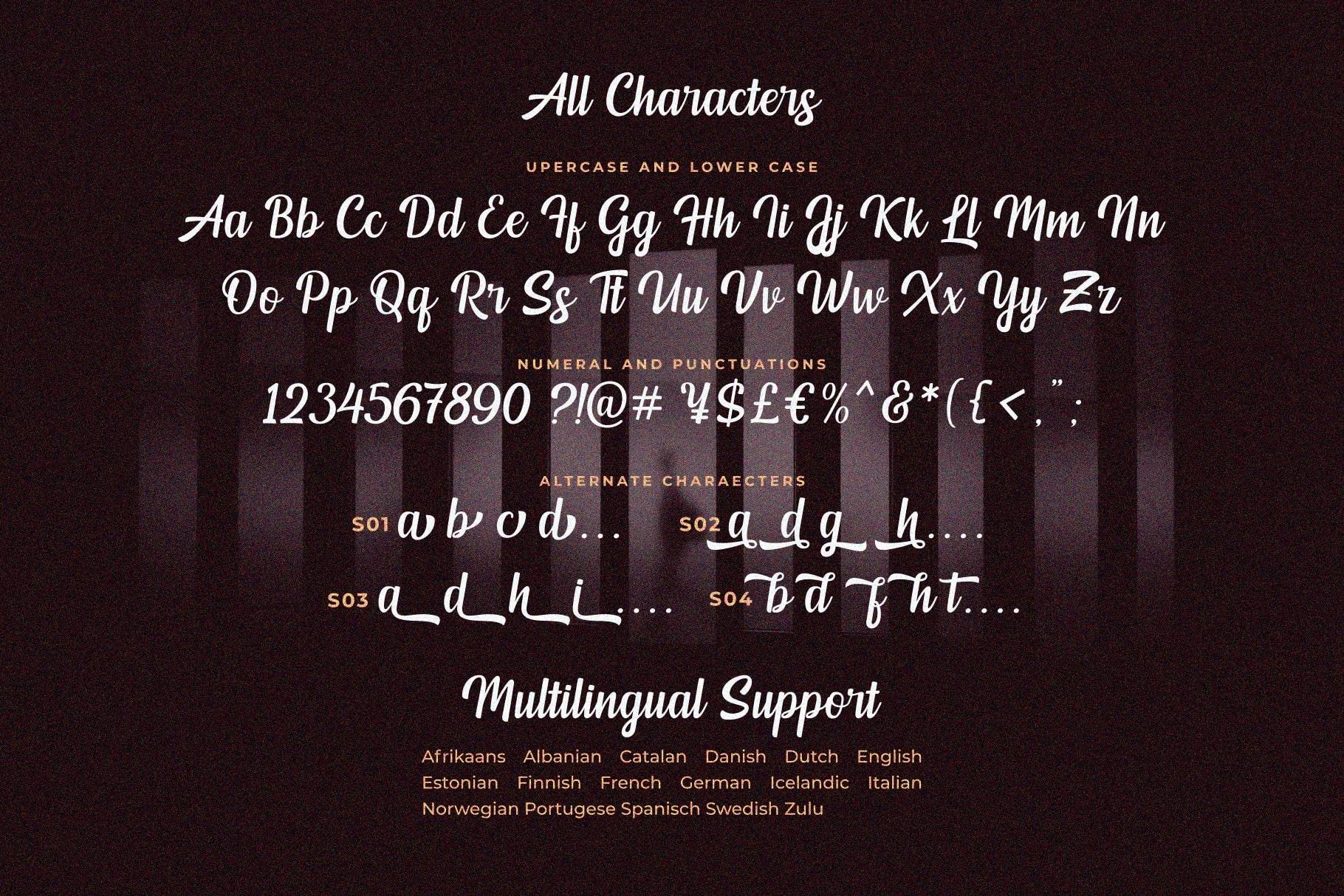 Mendoan Script example image 11