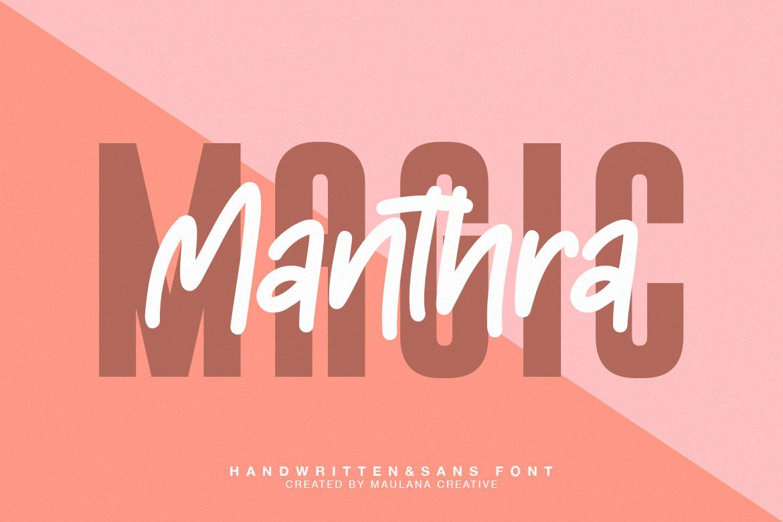 Astherik - Handwritten Free Sans Font example image 2