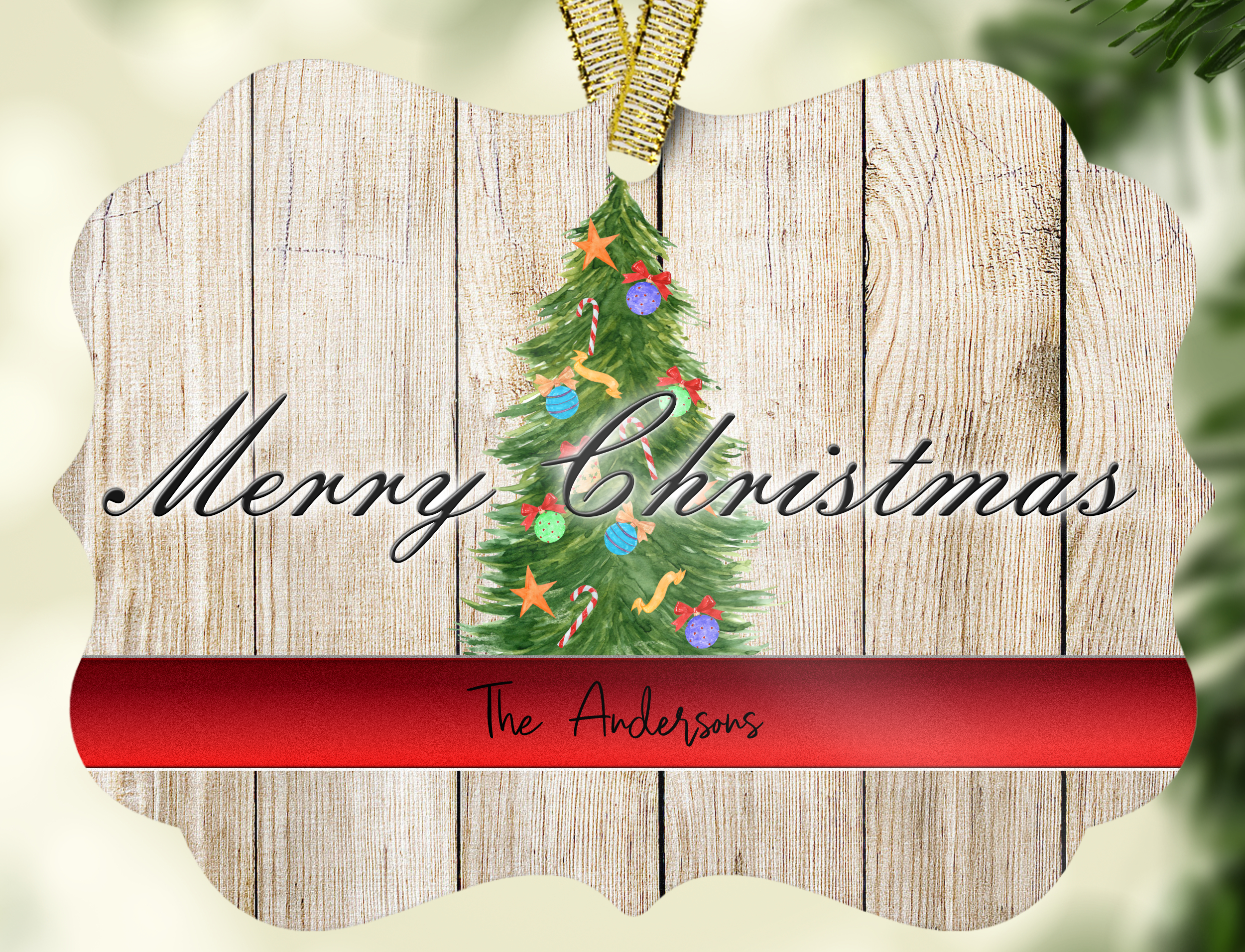 Christmas Ornament Bundle, Perfect for Sublimation example image 2