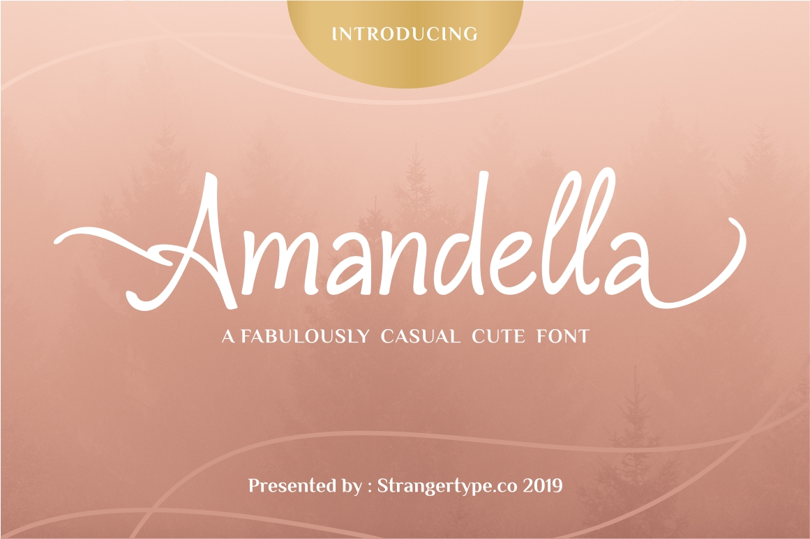 Amandella example image 1