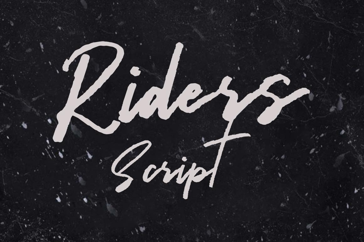 Riders example image 1