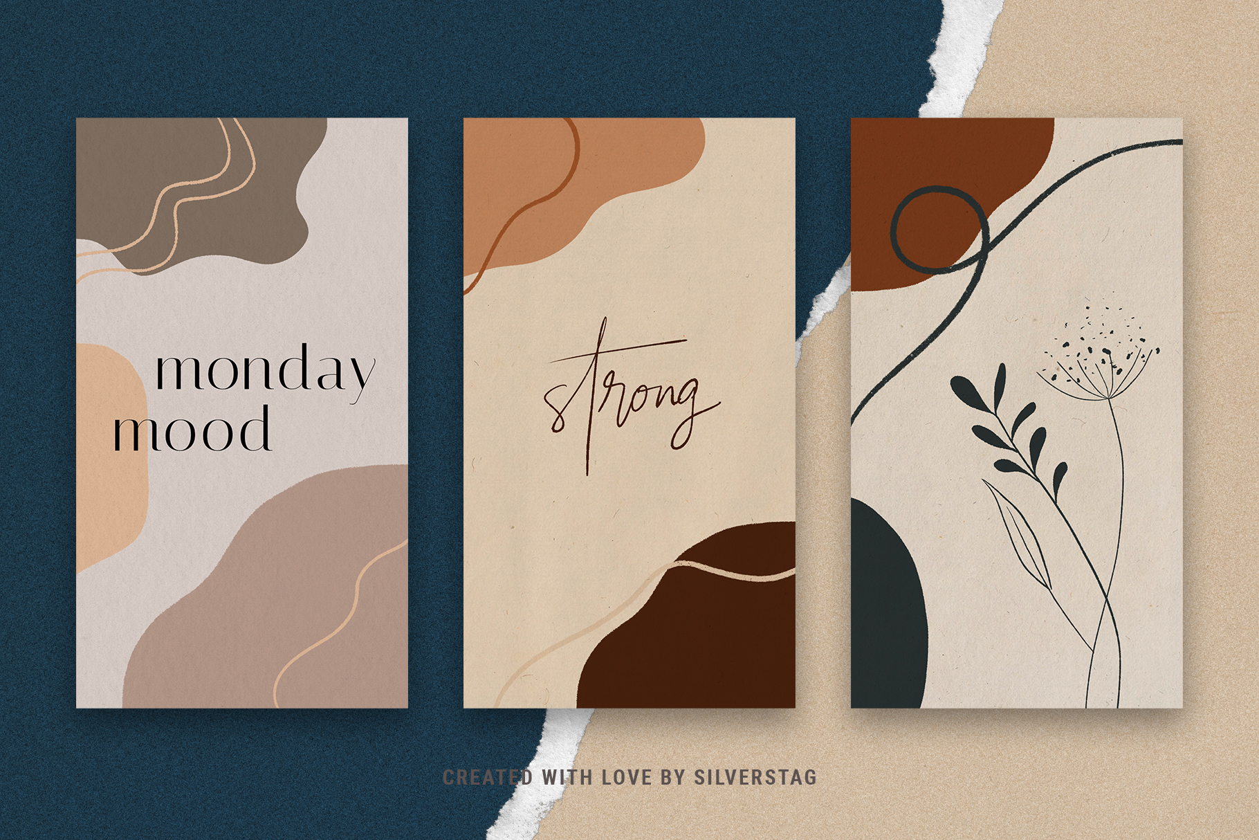 January Love Font Duo With 10 Logos & More Extras example image 30