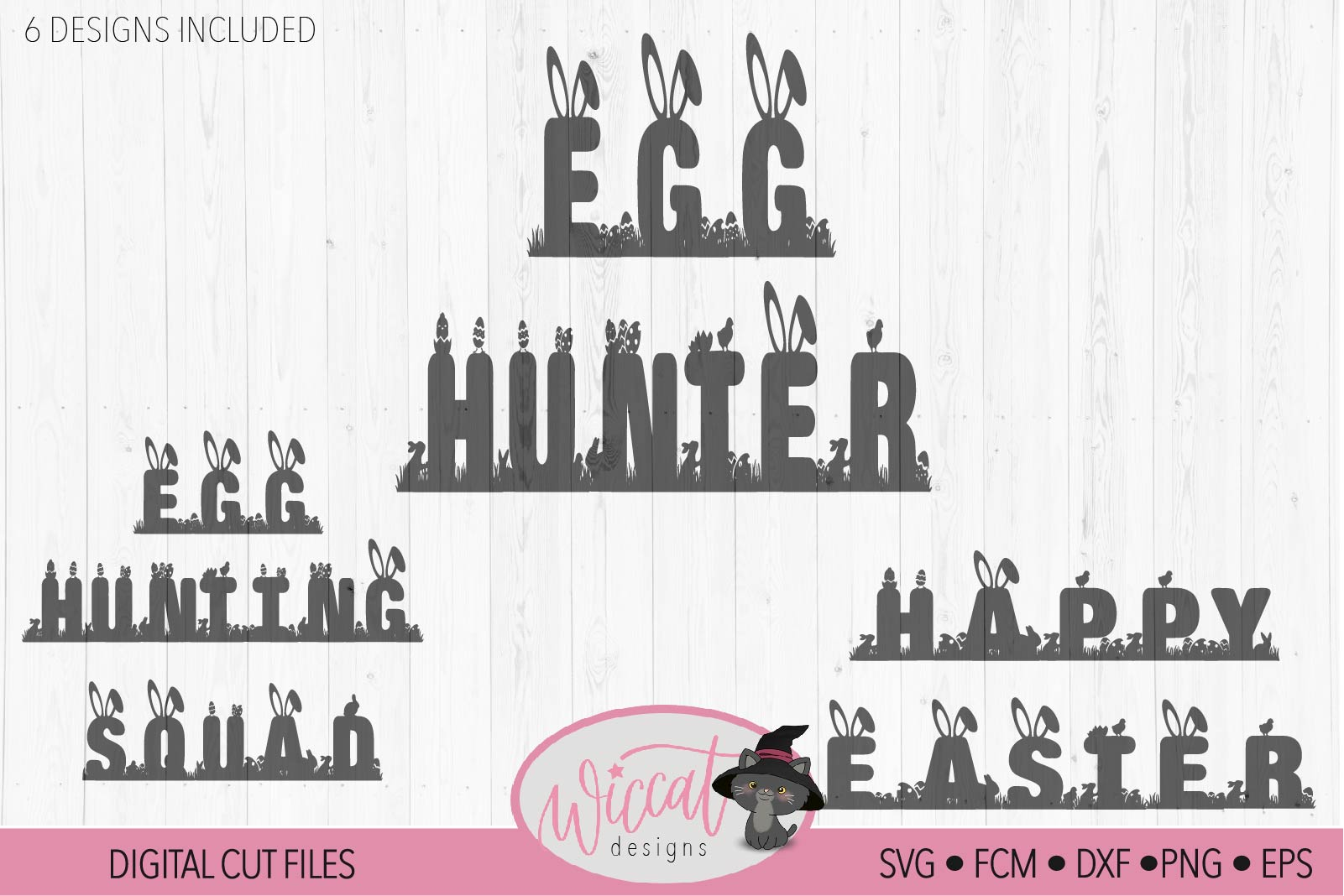 Happy Easter Quote svg, Egg hunter svg, Hunting squad example image 5