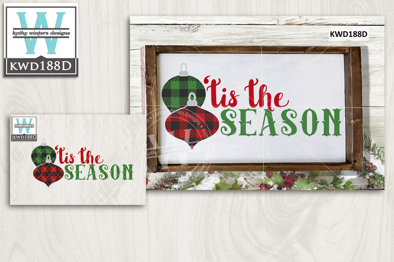 Christmas SVG - Christmas Bundle KWD188 example image 2