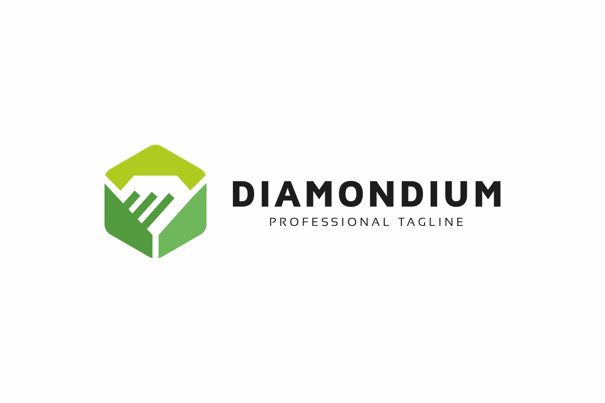 Diamond Connection Logo Template example image 3