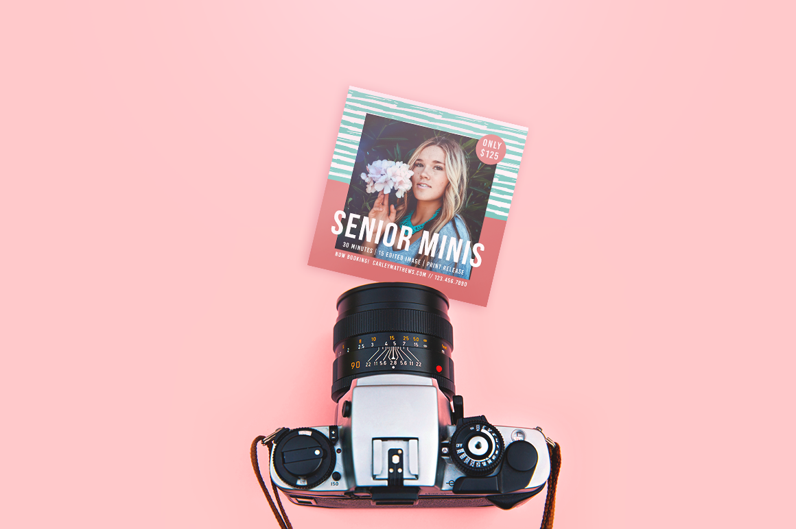 The Essential Photography Branding & Marketing Kit example image 21