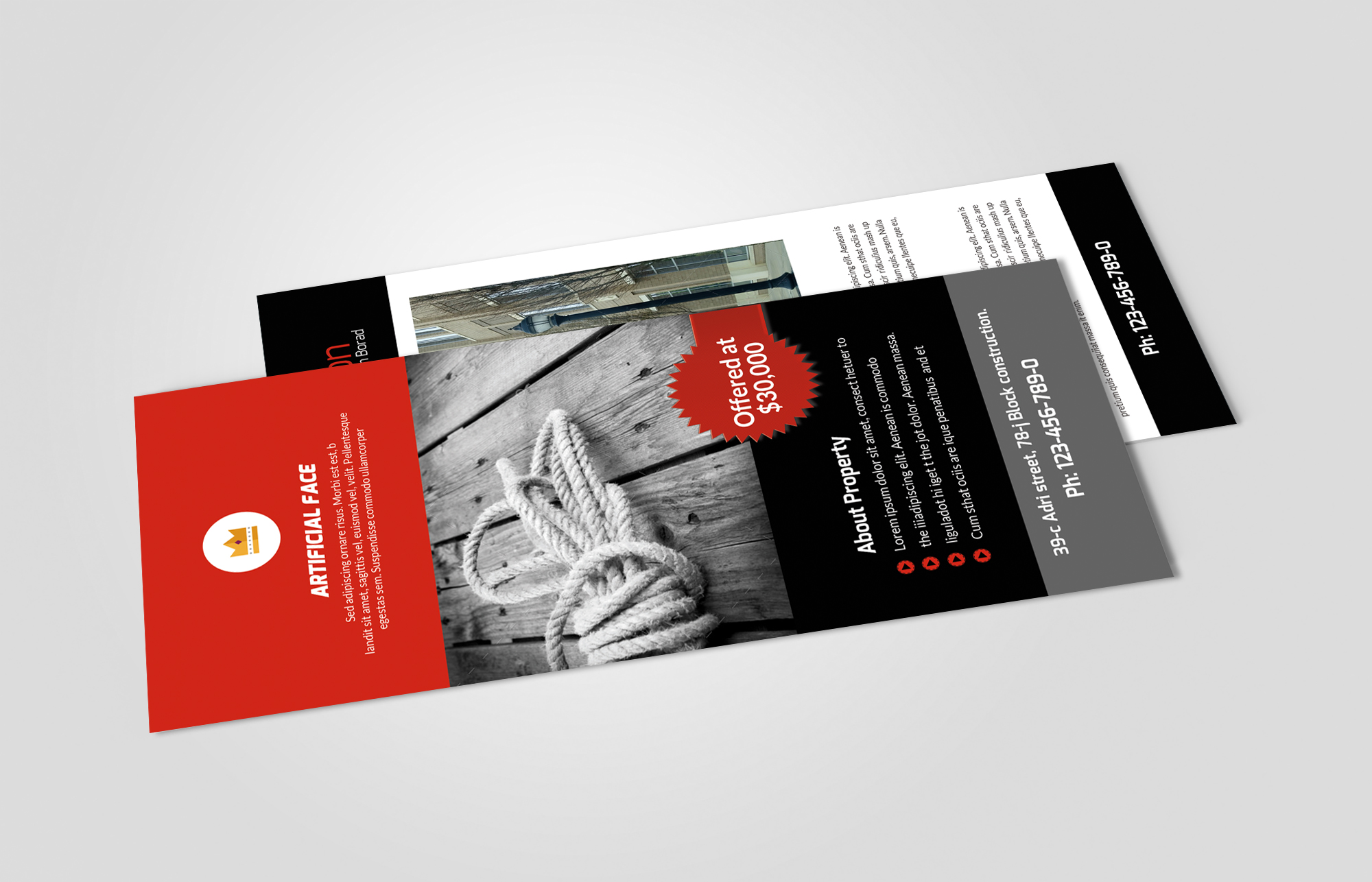 Business Rack Cards example image 2