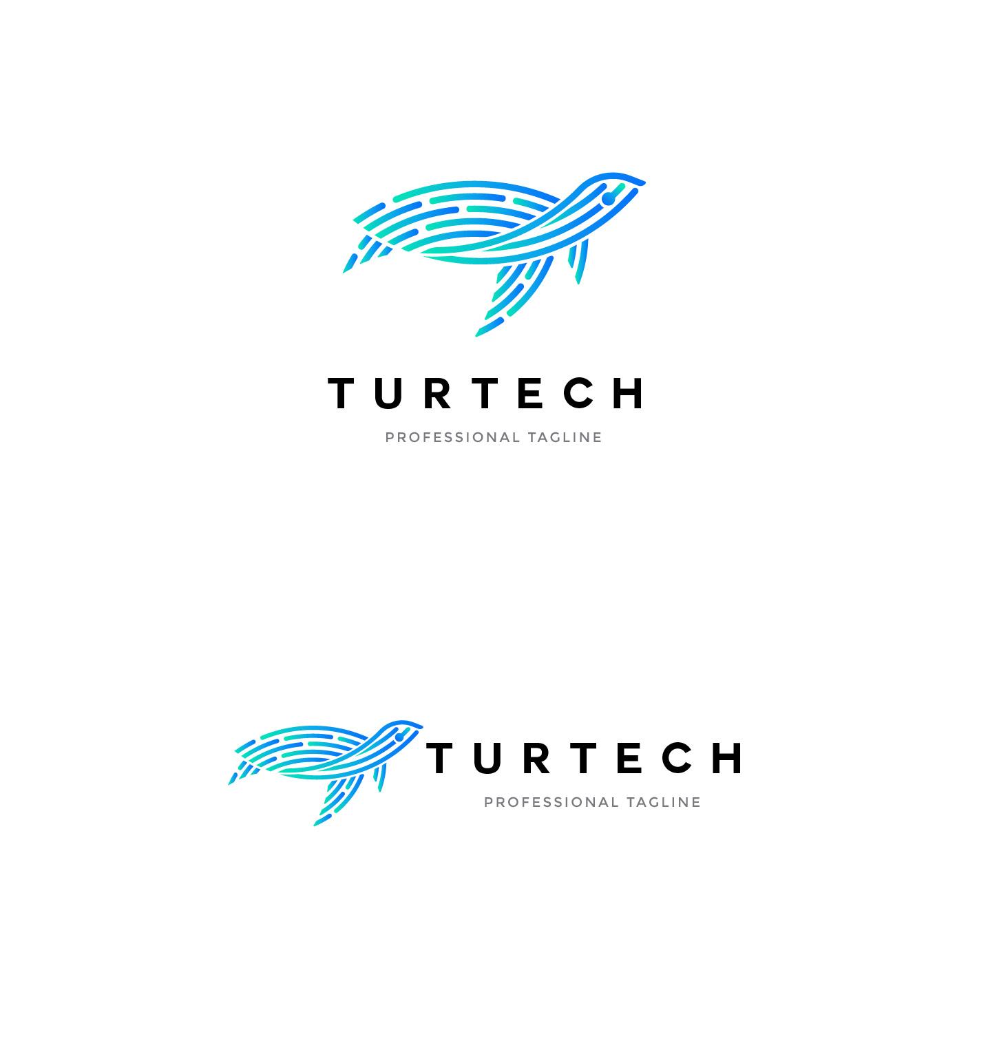 Animal Logo - Turtle Logo example image 4