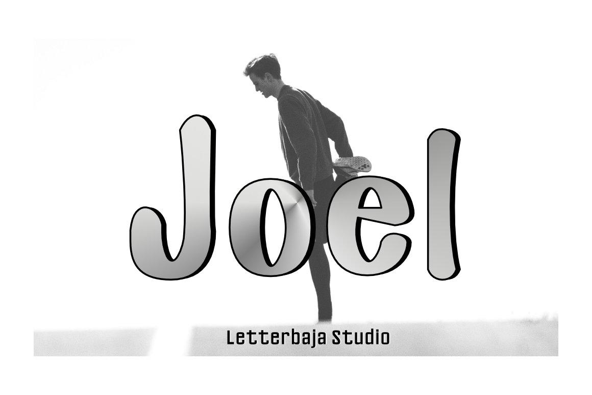 Joel Font example image 2