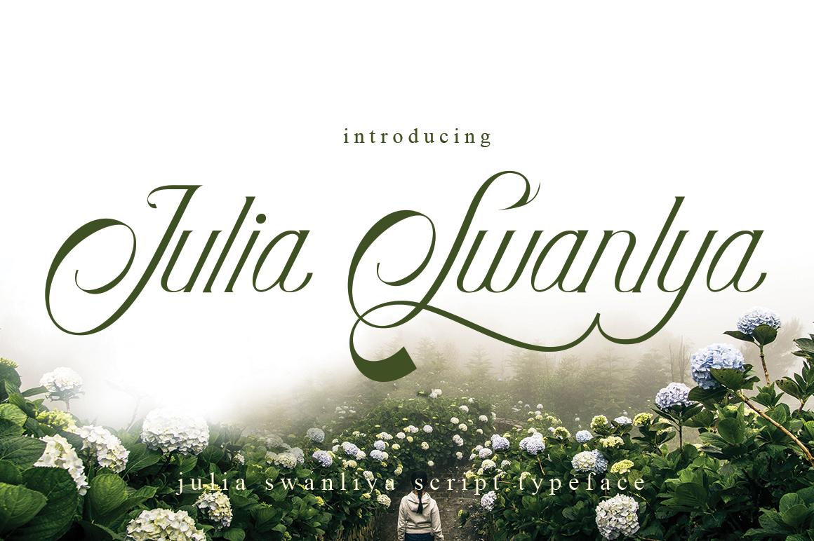 Julia Swanlya example image 4