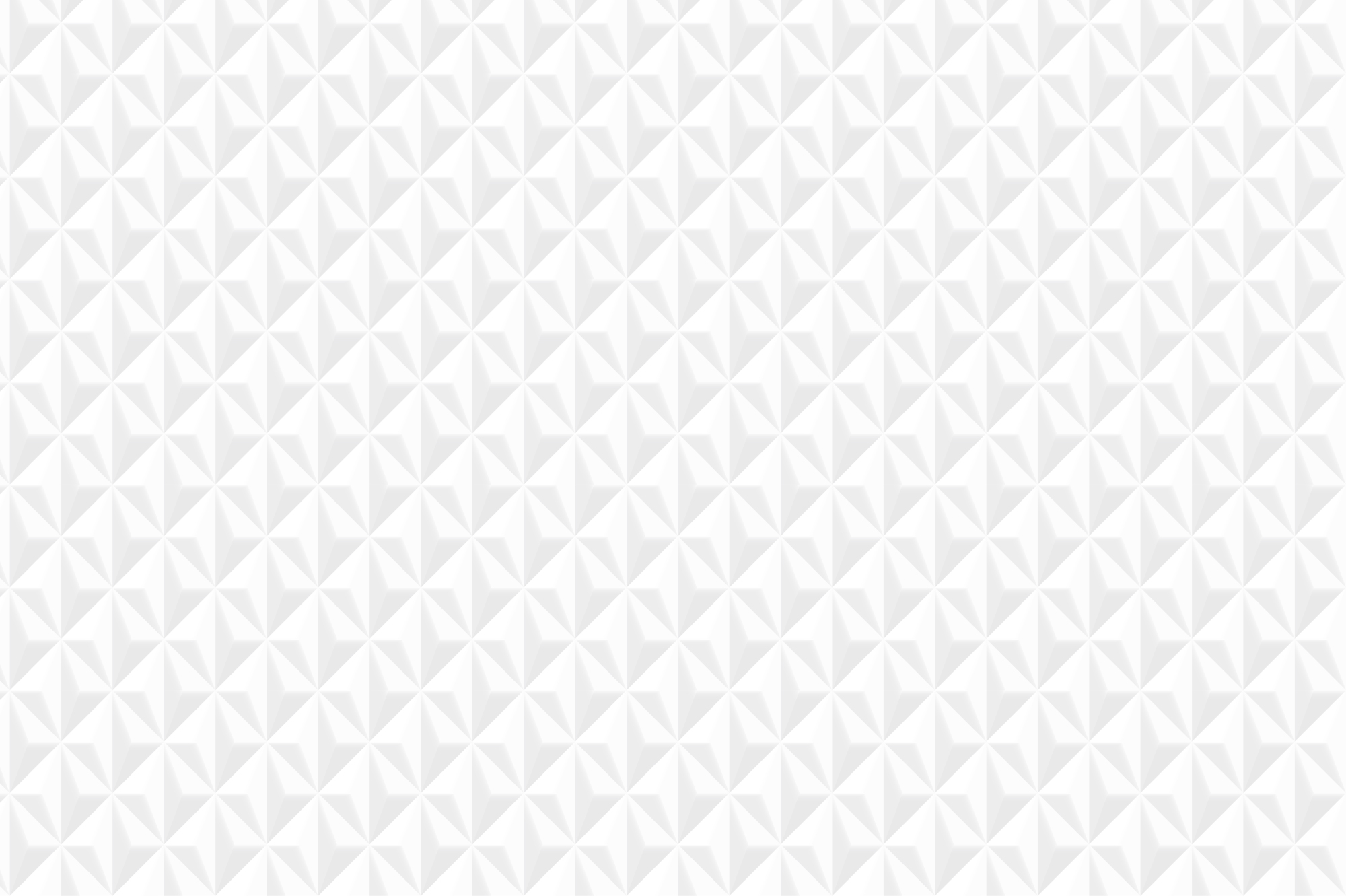 Seamless White 3d Textures. Swatches example image 2
