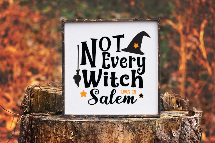 Halloween Quotes Bundle example image 3