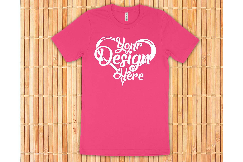 Bella Canvas 3001 Mockup Bundle T-Shirt Mock Ups 063 example image 11