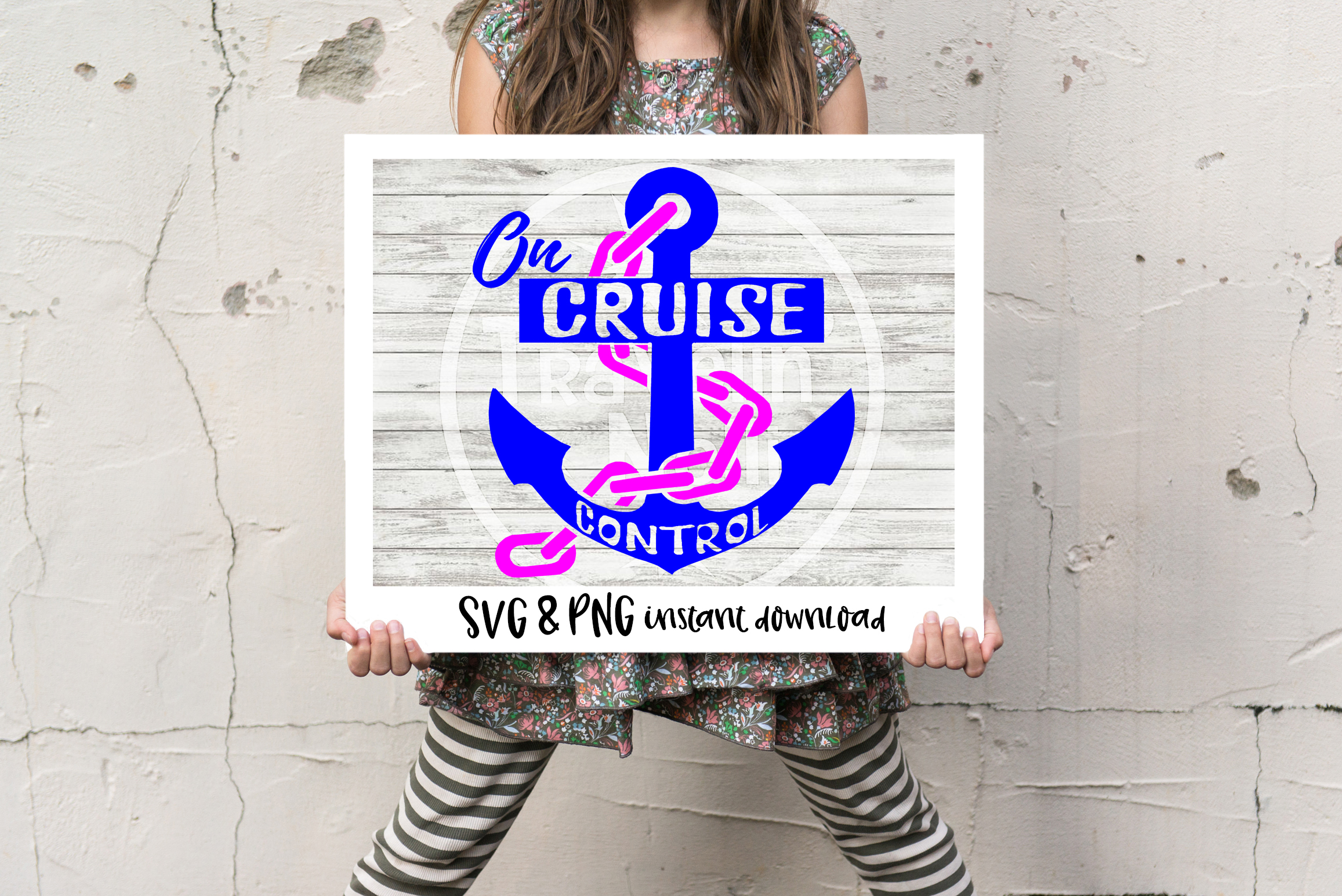 Cruise SVG, On Cruise Control SVG, Cruise Quote, Anchor svg, Cruise Vacation svg, Cruise ship svg, Vacation svg, Funny Cruise svg, Svg for Cricut example image 1