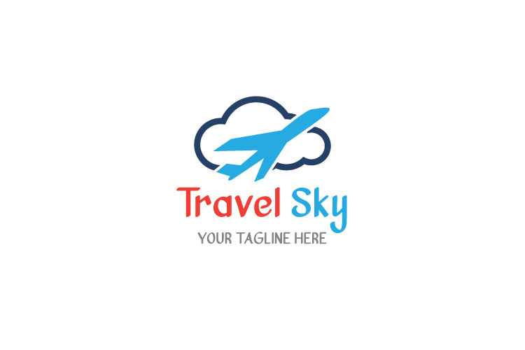 Cloud Shape Logo example image 1