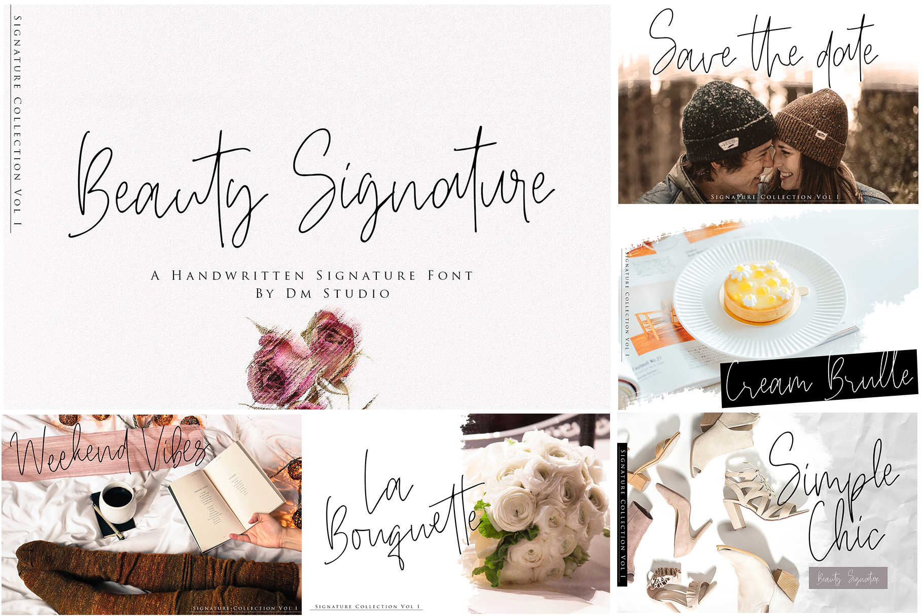 Signature Collection Mini Bundle Vol.1 example image 2