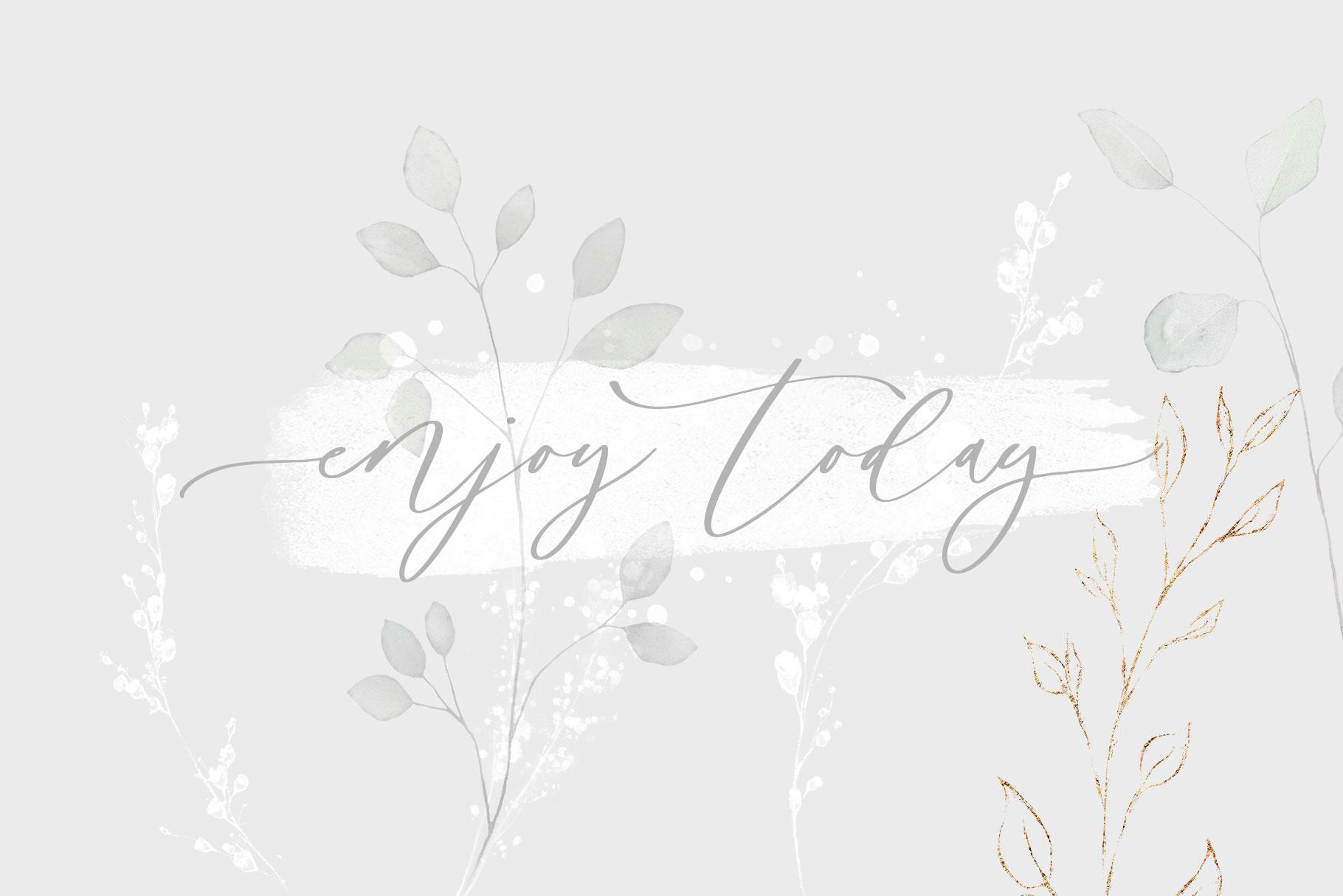 Rosematty Font example image 6