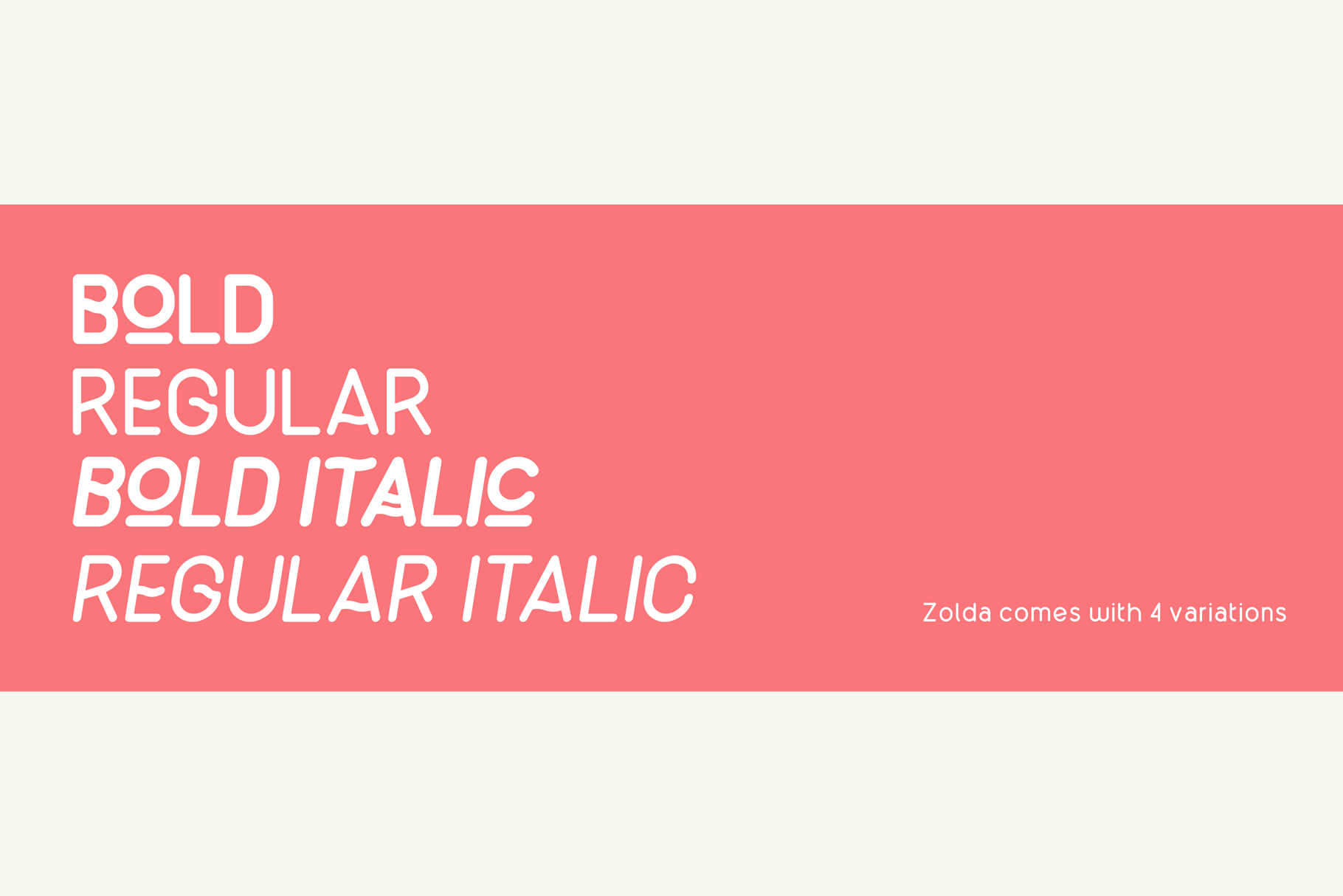 Zolda Signature Font Family | 7 FONTS example image 5