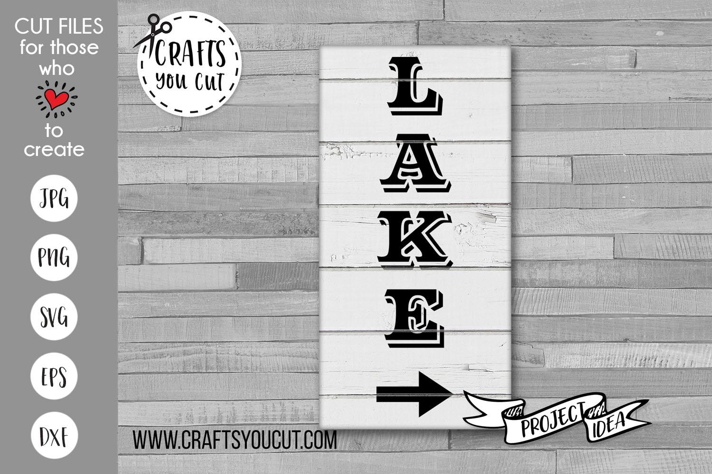 The Lake Bundle Vol. 2- A Summer/Lake SVG Cut File Bundle example image 3