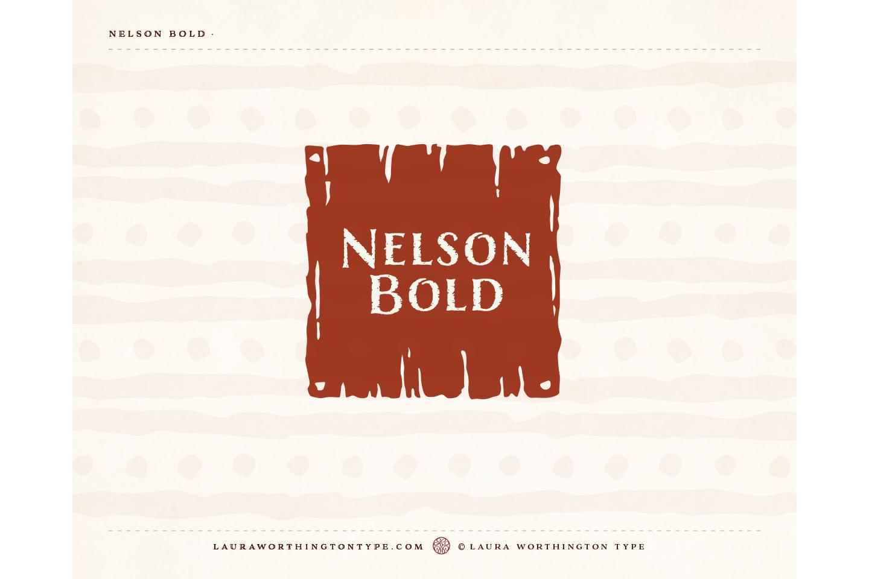 Nelson Bold example image 5