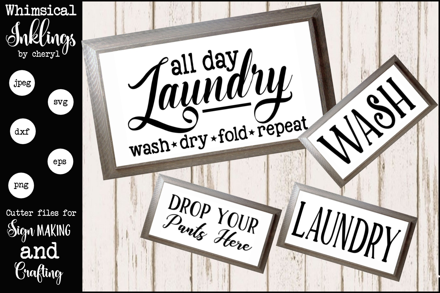Super Laundry SVG Bundle MONTHLY SPECIAL- OVER 50 IMAGES example image 2