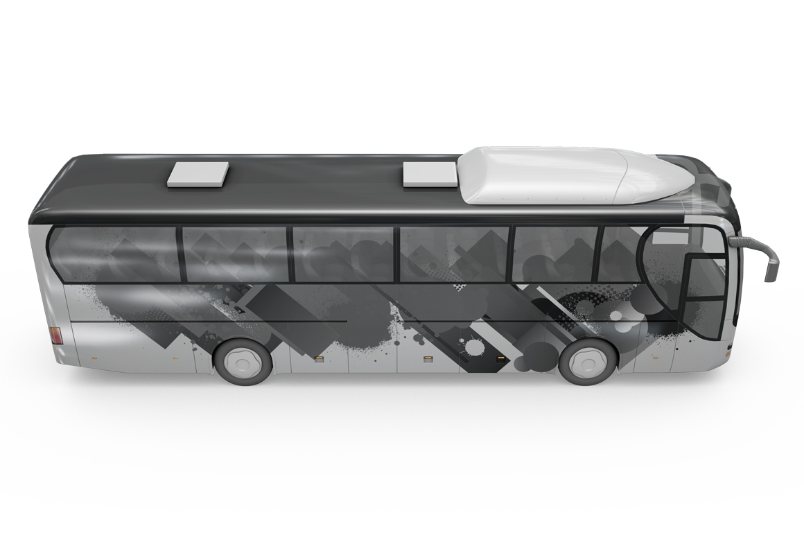 Bus Mockup example image 12