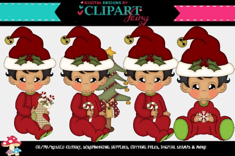 Baby Boy Christmas 2 example image 1