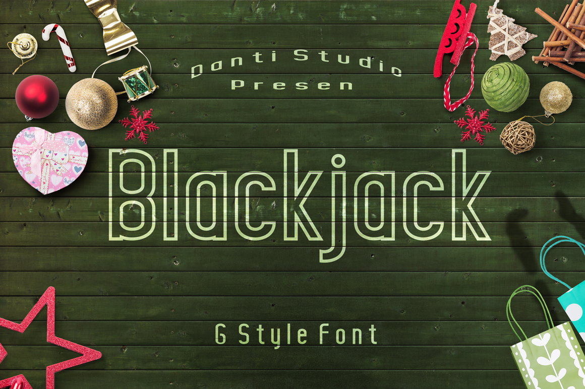 FONT BUNDLES COLECTION example image 5