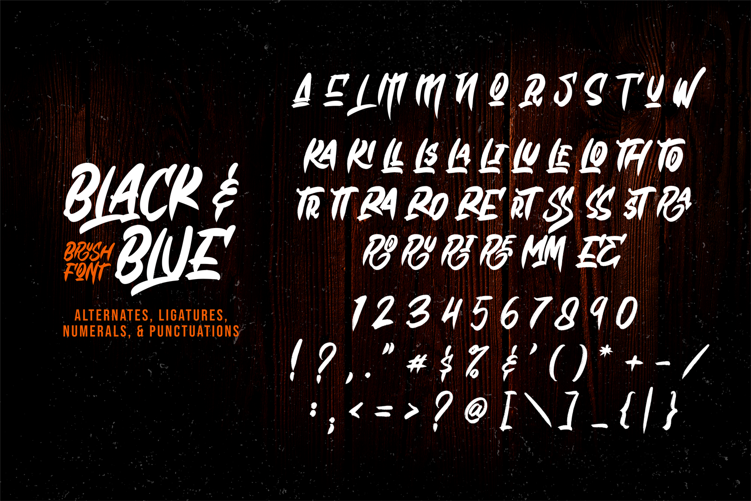 Black & Blue example image 9