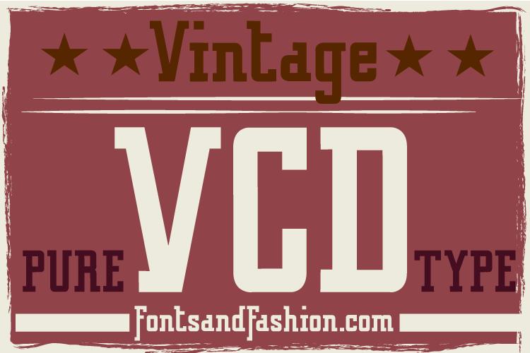 Vintage College Dept_Pack example image 12