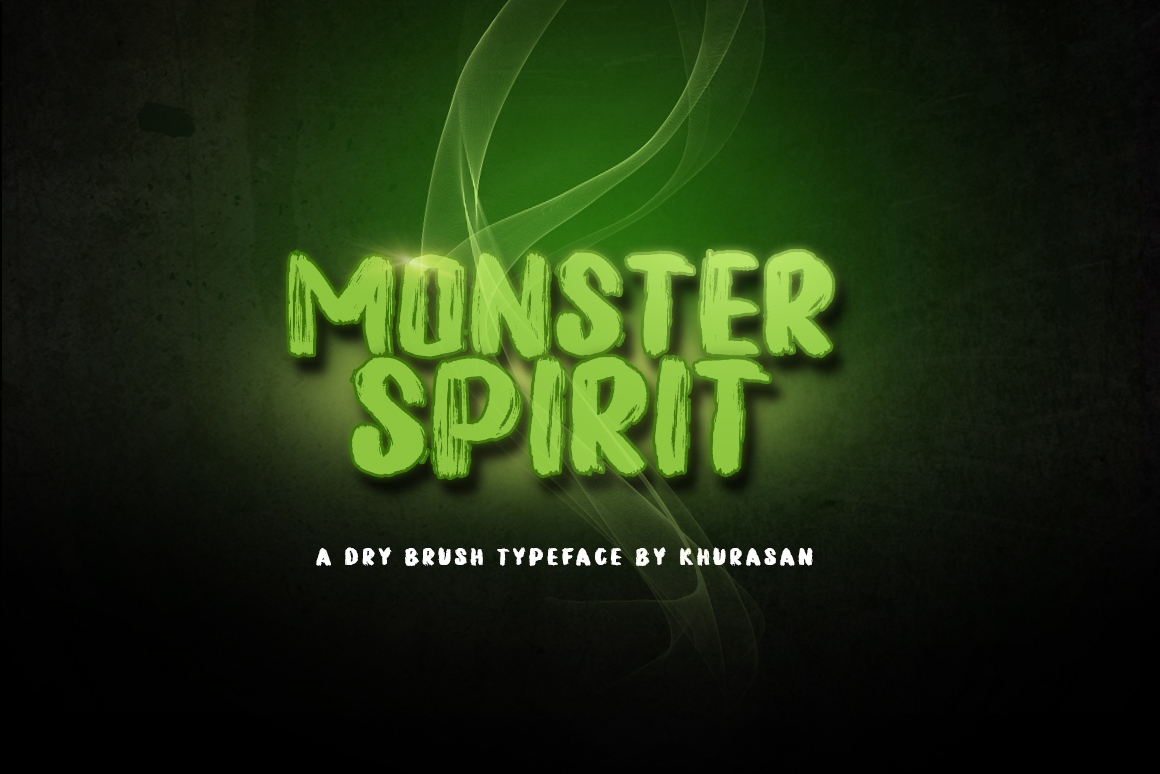 Monster Spirit example image 1