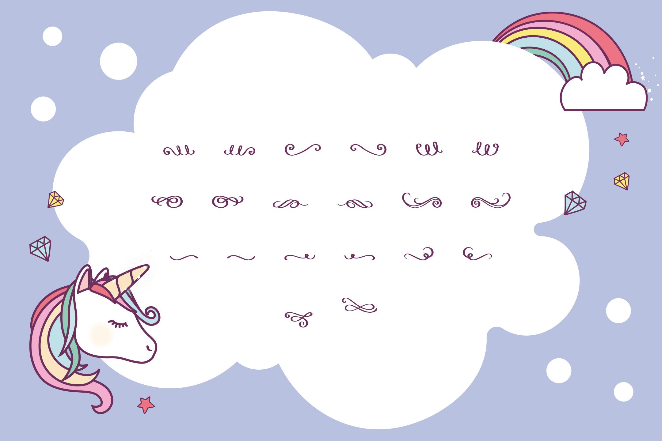 Rainbow Script example image 12